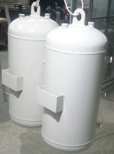 "Block of receiver tanks developed by EPC ""Ingehim"""