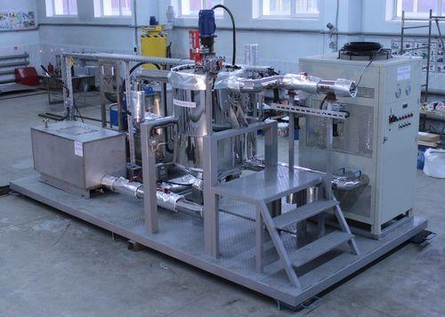 Pilot unit for nerpeniol production